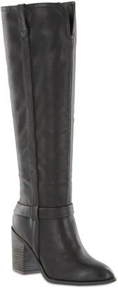 Mia Decorative Ankle Strap Tall Boots - Hamilton