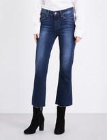 Paige Colette flared high-rise jeans