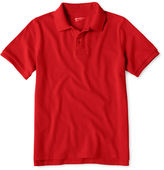 Arizona Solid Pique Polo - Boys 6-18 and Husky