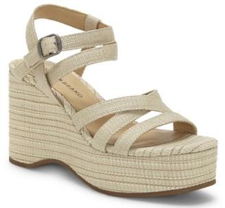 Lucky Brand Carlisha Wedge Sandal