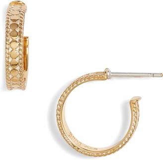 Anna Beck Small Hoop Earrings