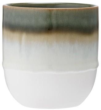 Ladelle Cafe Stoneware Ombre Green Tumbler 300ml