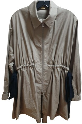 Adam Lippes Beige Cotton Jacket for Women