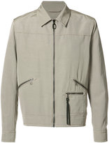 Lanvin lightweight jacket - men - Cotton/Rayon/Viscose - 48
