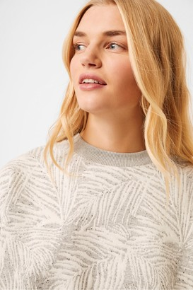 French Connection Sekia Jersey Sweatshirt