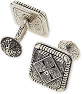 Konstantino Maltese-Cross Cuff Links