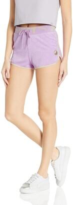 Puma Women's Fenty Terrycloth Dolphin Shorts