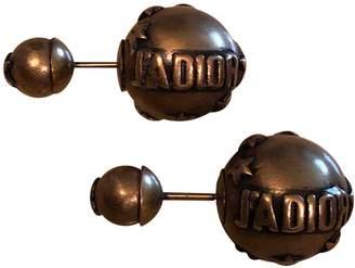 Christian Dior J'adior Gold Metal Pendants