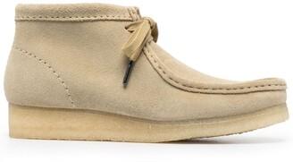 Clarks Originals Suede Lace-Up Boots
