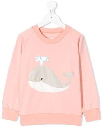 Wauw Capow By Bangbang Big whale sweater