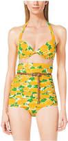 Michael Kors Dahlia-Print Bikini