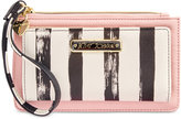 Betsey Johnson Boxed Stripe Wallet, Only At Macy's