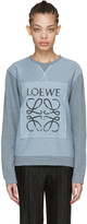 Loewe Blue Logo Pullover