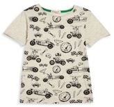 Appaman Baby's, Toddler's, Little Boy's & Boy's Car Graphic Printed Tee