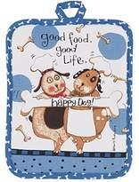 Kay Dee Designs R2642 Happy Dog Potholder