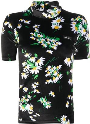 Richard Quinn daisy print T-shirt