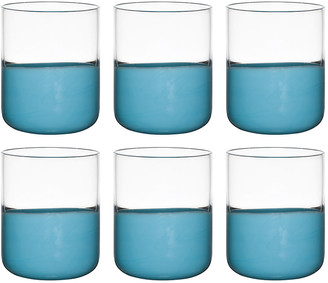 Bitossi Home - Spot Tumblers - Set of 6 - Light Blue