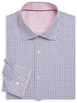 Bugatchi Woven Classic Cotton Dress Shirt