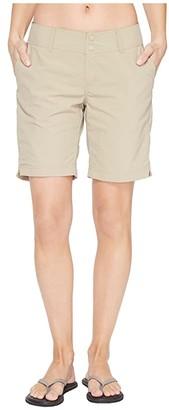 Exofficio Sol Cool Nomad Shorts (Tawny) Women's Shorts