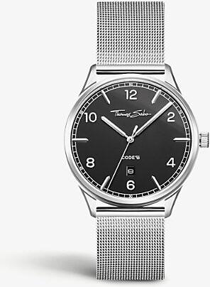 Thomas Sabo WA0339201203 Code TS stainless steel watch