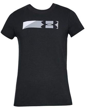 Under Armour Women's Sportstyle Branded Graphic Tee