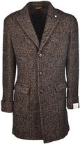 Luigi Bianchi Mantova L.b.m. Single Breasted Coat