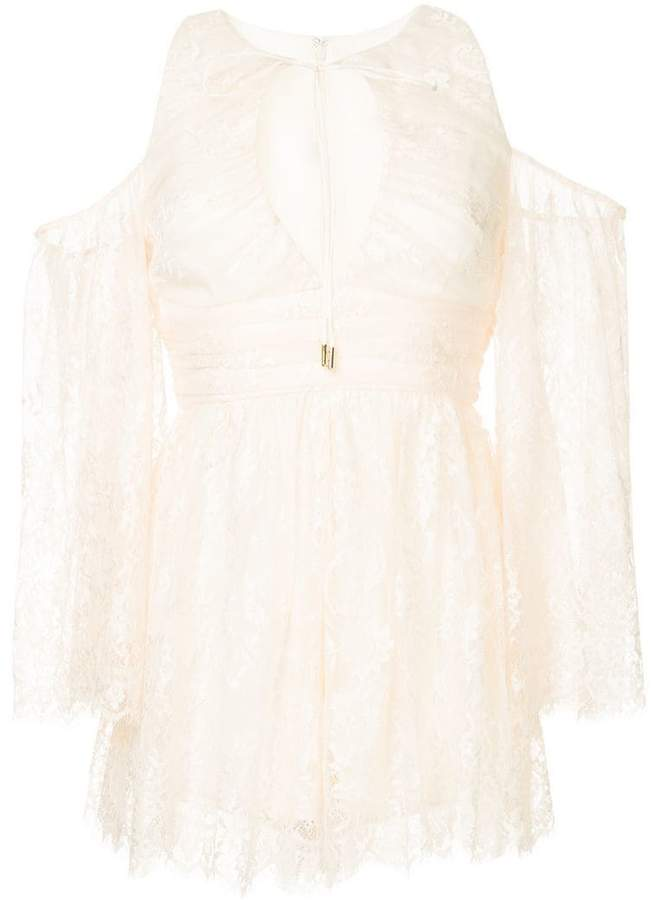 Alice McCall Hold Up playsuit