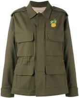 Ava Adore - 'Swimming' tassel back jacket - women - Cotton/Polyamide/Polyester/Polyacrylic - 40