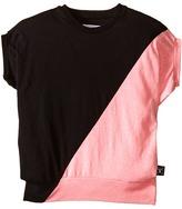 Nununu 1/2 & 1/2 Round Shirt (Little Kids/Big Kids)