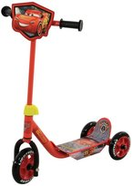 Disney 3 Lightning McQueen Tri-Scooter