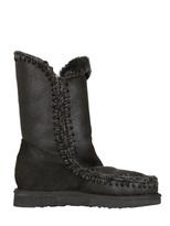 Mou 70mm Shearling Eskimo Boots