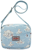 Cath Kidston Cath Kids Children's Polar Bear Across Body Handbag, Blue