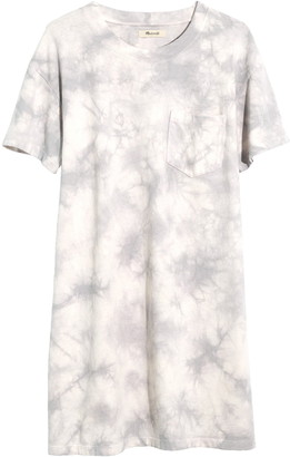 Madewell Tie-Dye T-Shirt Dress