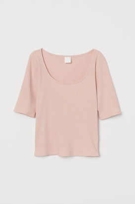 H&M Ribbed top