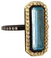 Armenta Diamond & Topaz Old World Ring