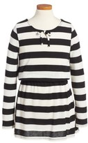 Splendid Toddler Girl's Stripe Knit Dress