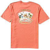 Tommy Bahama Bet On A Shore Thing Short-Sleeve Crew Neck Graphic Tee