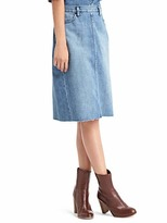 Gap 1969 Denim Midi Skirt