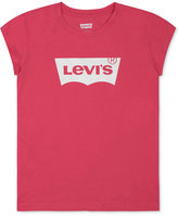 Levi's Graphic-Print T-Shirt, Toddler Girls (2T-5T) & Little Girls (2-6X)