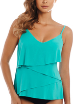 Magicsuit Blue Chloe Tankini Top