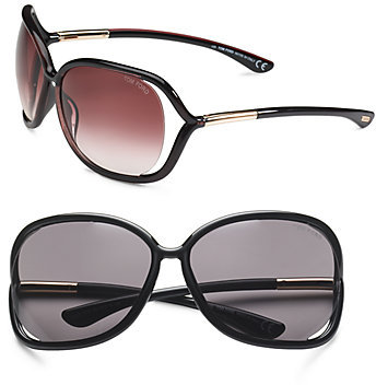 Tom Ford Raquel 68MM Oversized Sunglasses