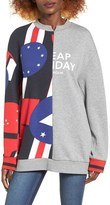 Cheap Monday Women's Team Graphic Sweatshirt