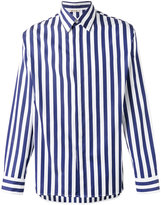 Marni striped boxy shirt - men - Cotton - 48