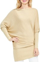 Vince Camuto Women's Batwing Sleeve Metallic Sweater