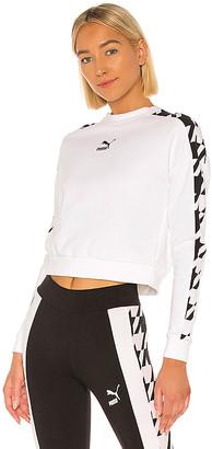 Puma Trend AOP Crew Sweatshirt