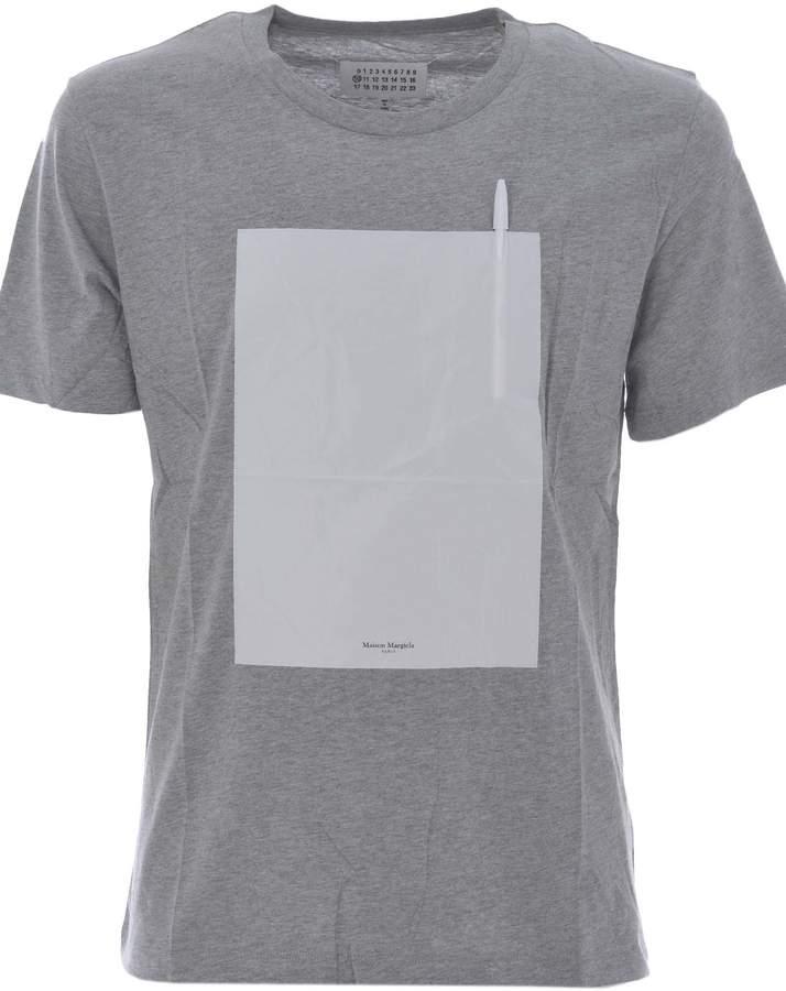 Maison Margiela Square Patch T-shirt