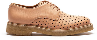 Tracey Neuls - PABLO Plaster | Nude Crepe Sole Perforated Derby - 35