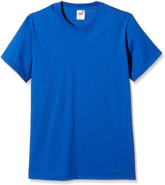 Fruit of the Loom Heavy Cotton T-Shirt - Royal Blue XL