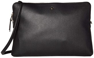 Kate Spade Polly Universal Laptop Sleeve (Black) Computer Bags
