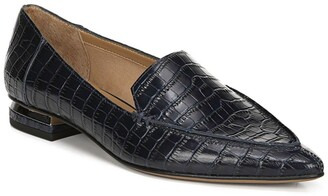Franco Sarto Starland Croc-Embossed Loafer